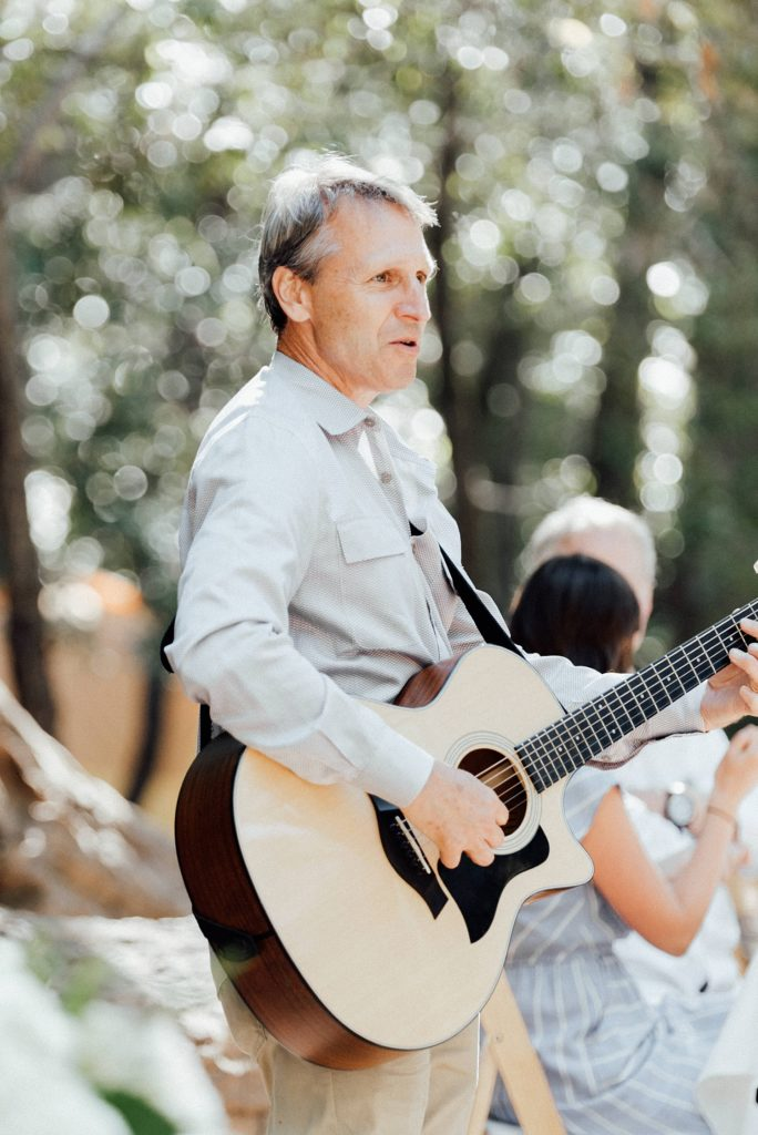 Musician ideas for outdoor wedding
