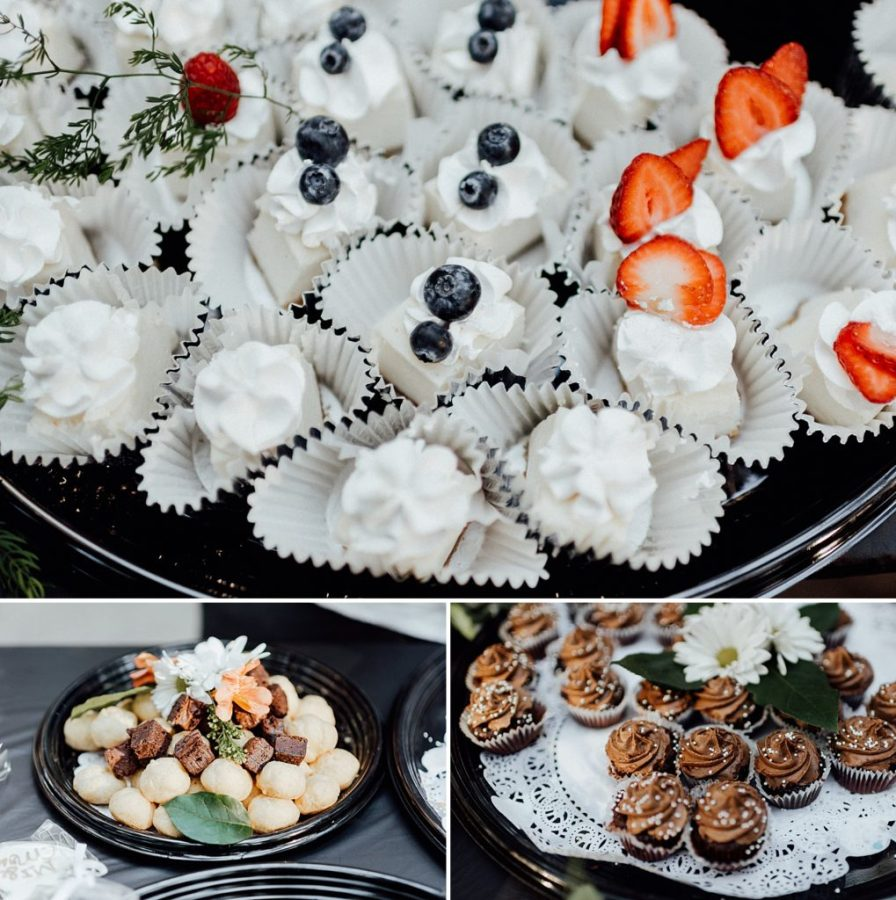 Dessert ideas, wedding dessert ideas for camping wedding