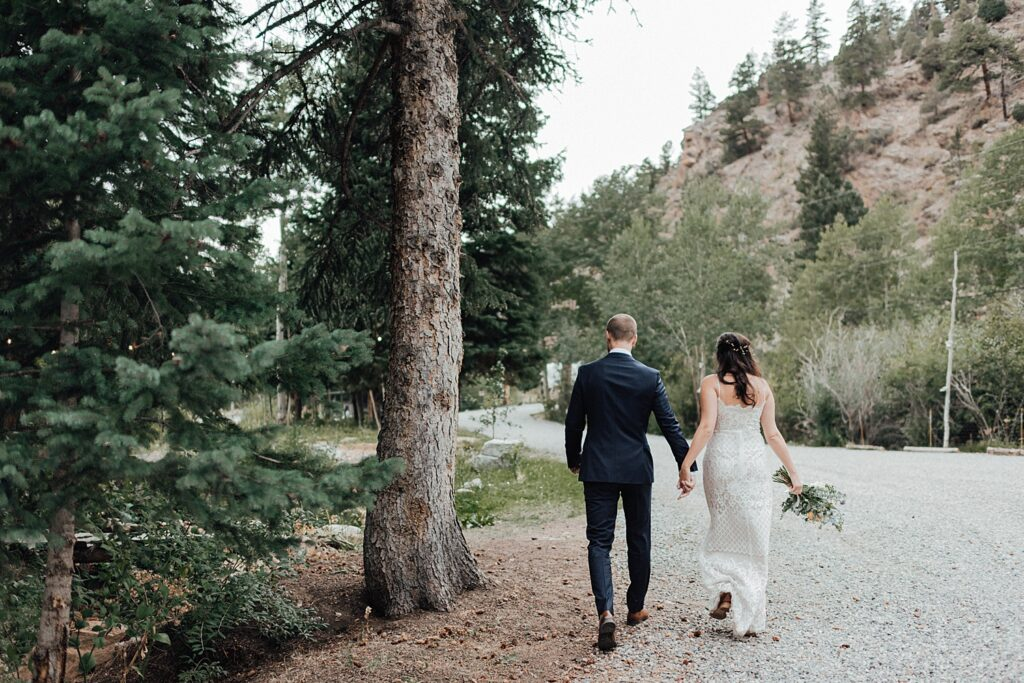 Idaho Springs wedding photographer