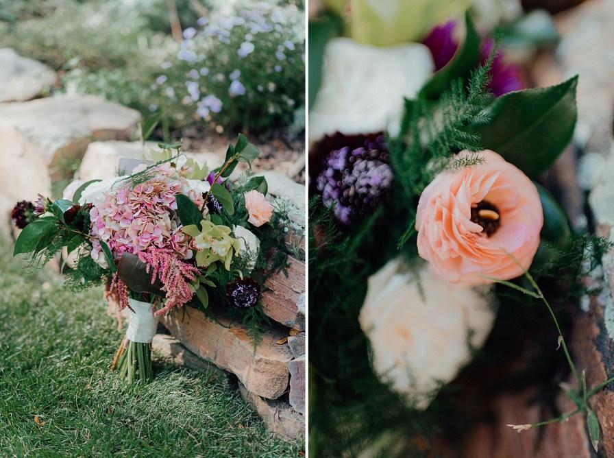 Wedding bouquet ideas, summer wedding bouquet