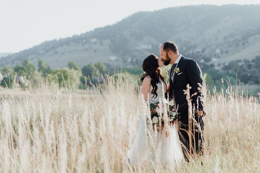 Colorado outdoor wedding photographer