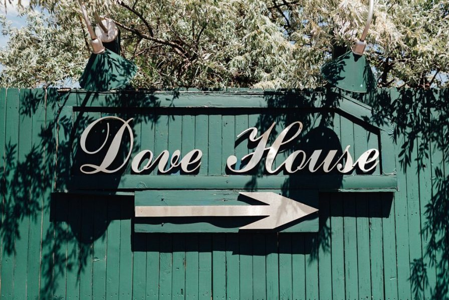 The Dove House