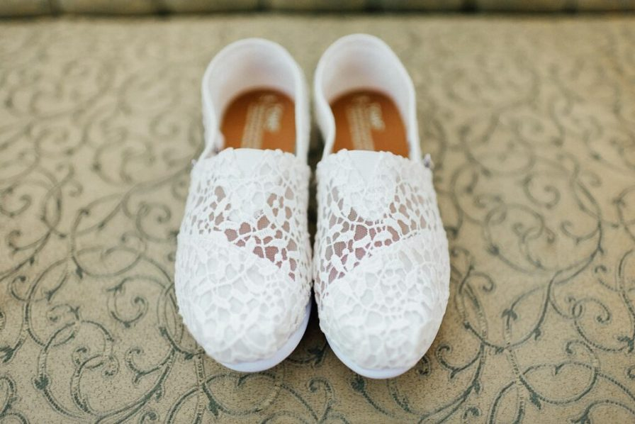 Toms wedding shoes,