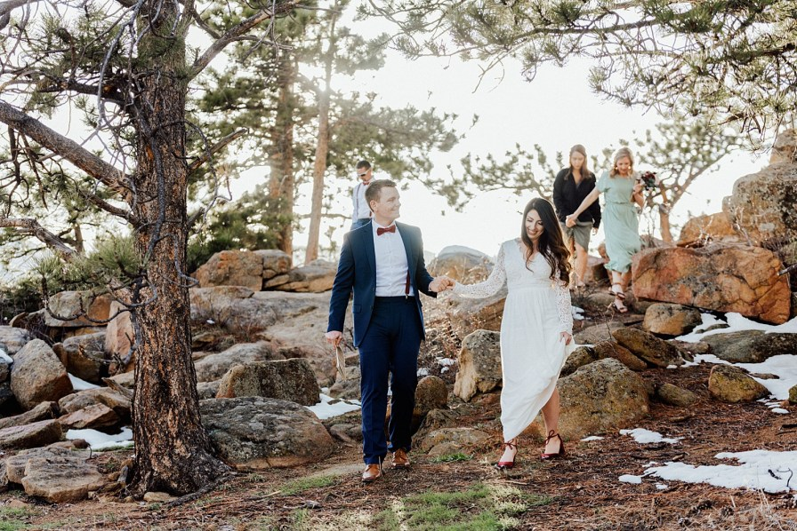 getting married in Rocky Mountain National Park