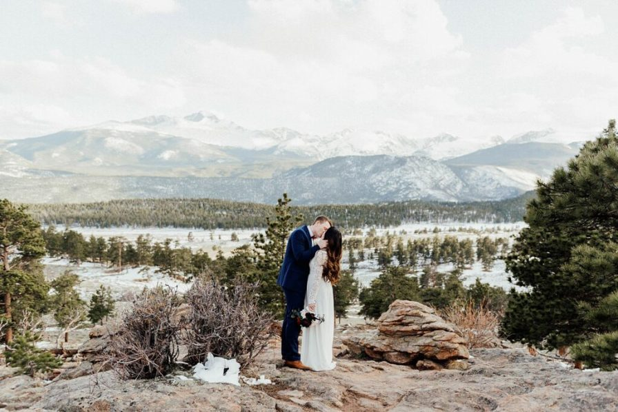 get married in rocky mountain national park