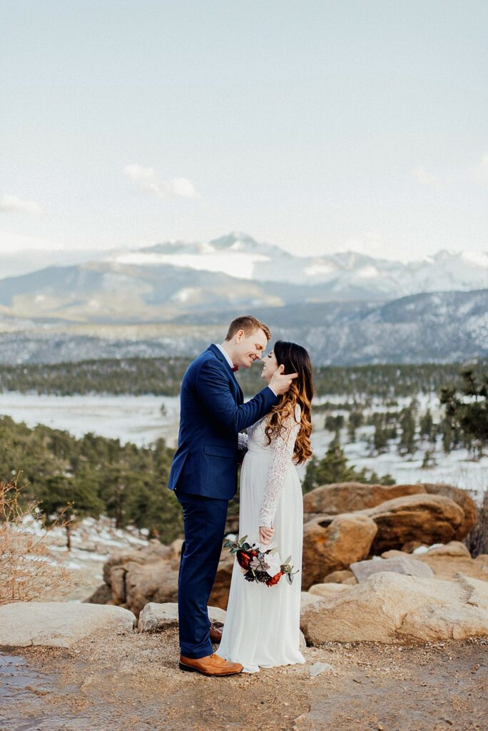 3M curve elopement in RMNP