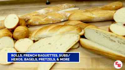 KRUMBEIN BBS-VE Bread Slicer