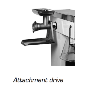Attachment Drive (Side Mount)