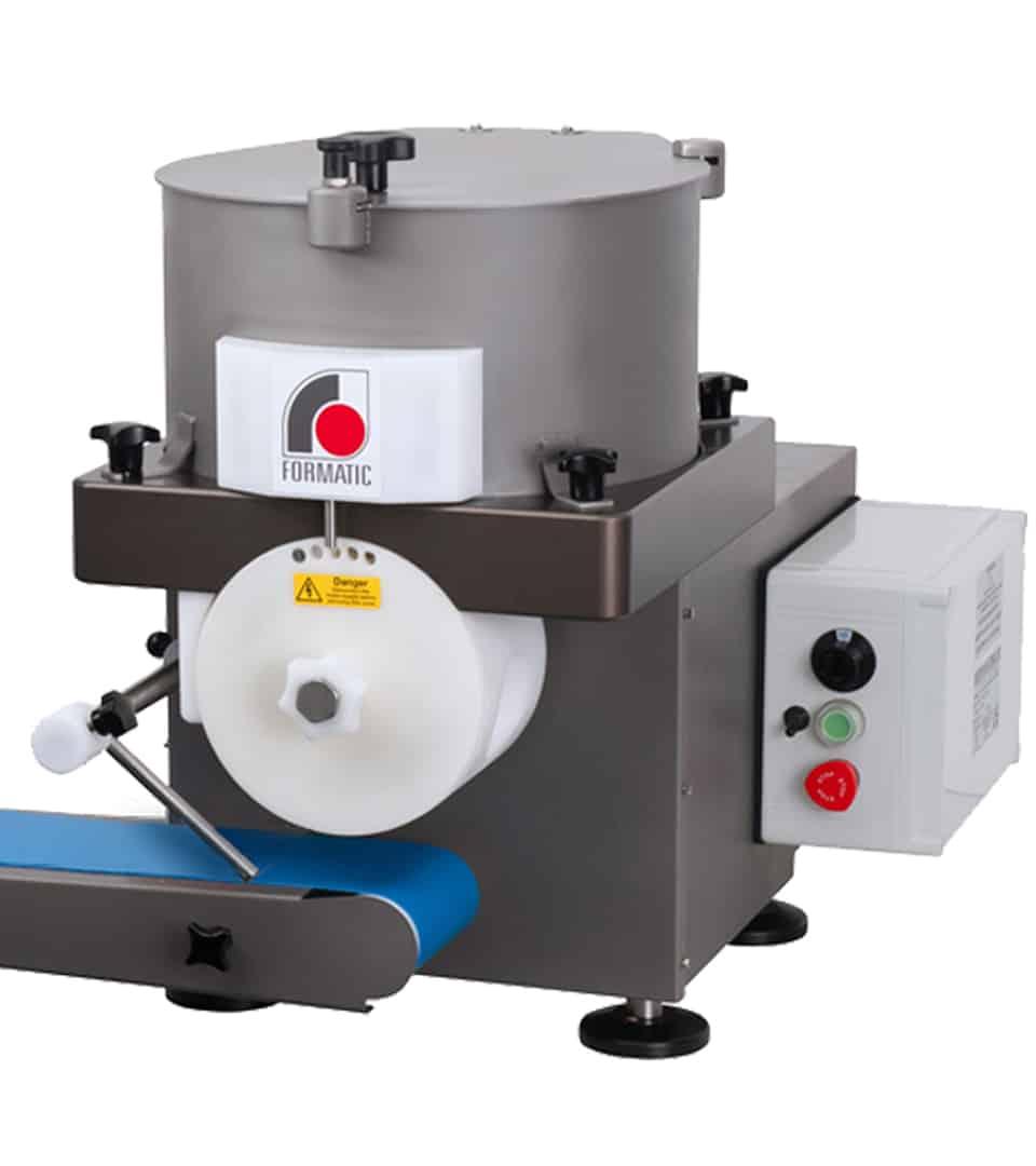 Deighton | Formatic Cookie Machine