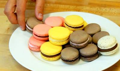 French Macarons Exposed