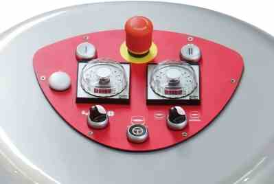LP Group | VIS-R Spiral Mixer, Electromechanical Controls