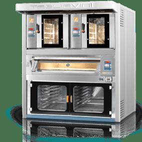 Tagliavini | Complex | Combination Convection & Deck Oven