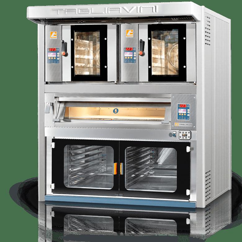 Tagliavini | Complex Combination Convection & Deck Oven with Proofers