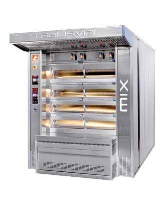Tagliavini   Termik Mix   Dual Cyclothermic & Electric Deck Oven