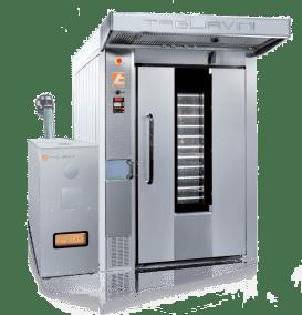 Bio Fuel Rack Oven | Industrial, Heavy Duty | Bakery Equipment
