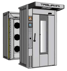 Double Rack Oven | Tagliavini Rotovent