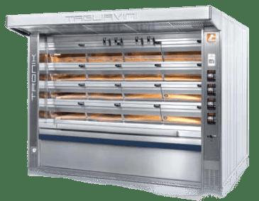 Industrial Electric Deck Oven | Solar, Energy Saving Bakery Equipment