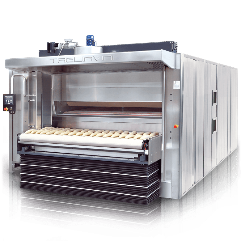 Taglaivini | Atlas Tunnel Oven | Automatic Deck Oven | Double Deck Tunnel Oven