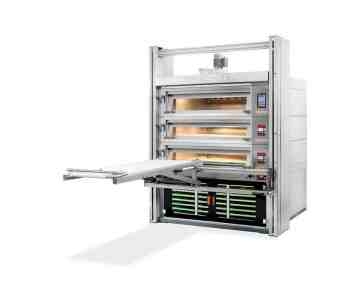 Tagliavini Integrated Oven Loader | Bakery Equipment | Artisan Bread Baking