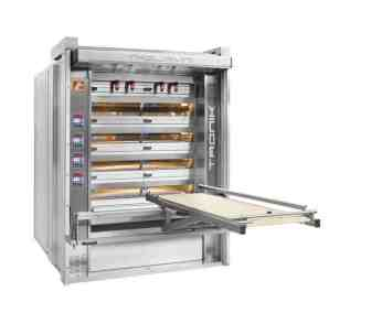 Artisan Bread Oven | Integrated Loader