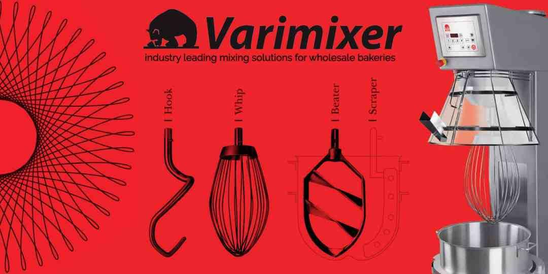 Varimixer | Planetary Mixers