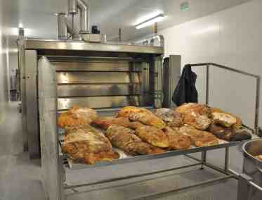 Tunnel Oven for Artisan Bread | Wholesale Bakery Equipment | Artisan Bread Production
