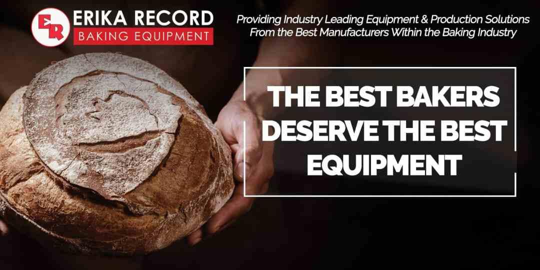 Erika Record | Bakery Equipment | Industry Leading Baking Equipment