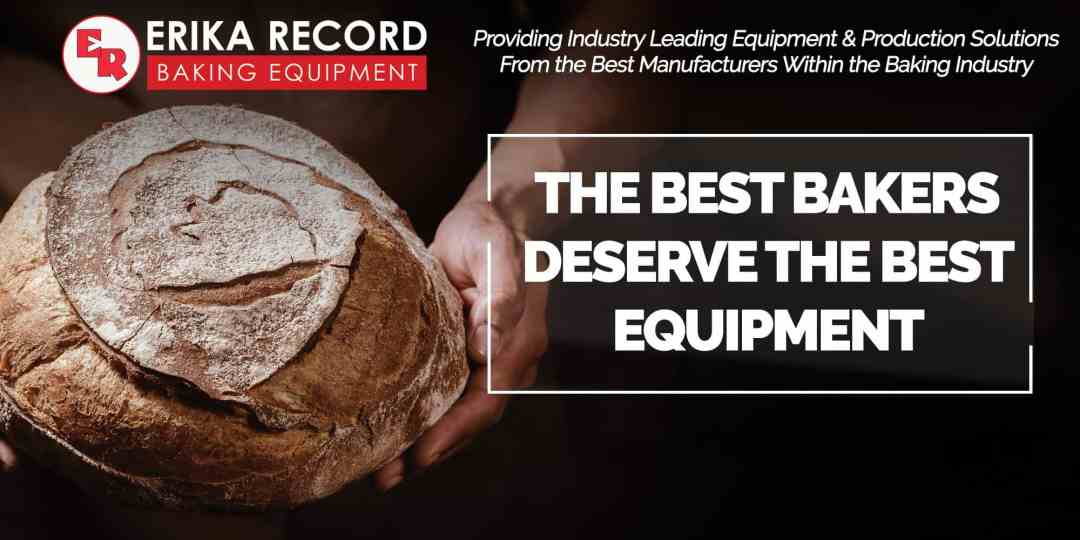 Erika Record | Bakery Equipment | Industry Leading Baking Equipment