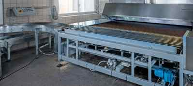 Industrial Tunnel Ovens For Production Lines | Bakery Equipment