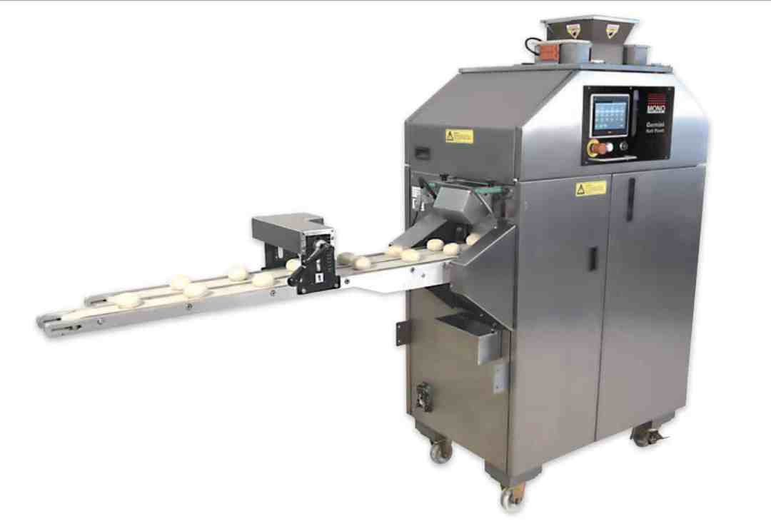 Gemini Roll Plant | 2 Row Continuous Divider/Rounder | Koenig, W&P Bakery Equipment