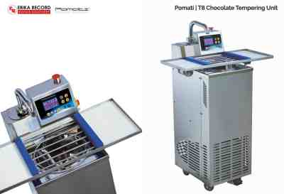 Pomati T8 Chocolate Tempering Machine