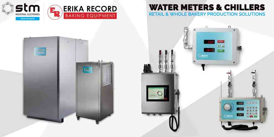 STM Water Meters | Bakery Equipment