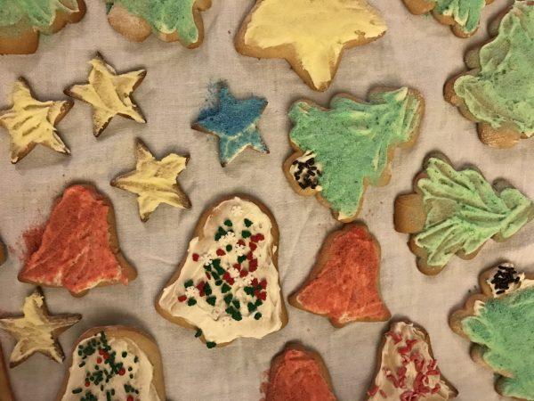 Merry Christmas Cookies