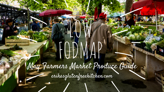 Low FODMAP Farmers Market guide May