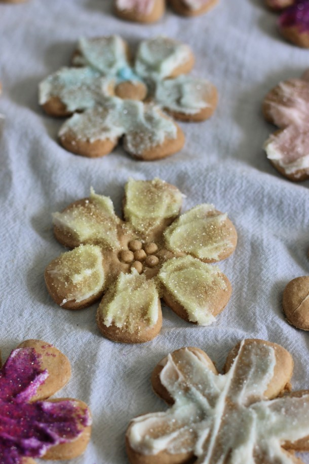 Low FODMAP Lemon Cookies | Erika's Gluten-free Kitchen