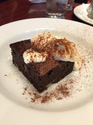 Brownie & Cream