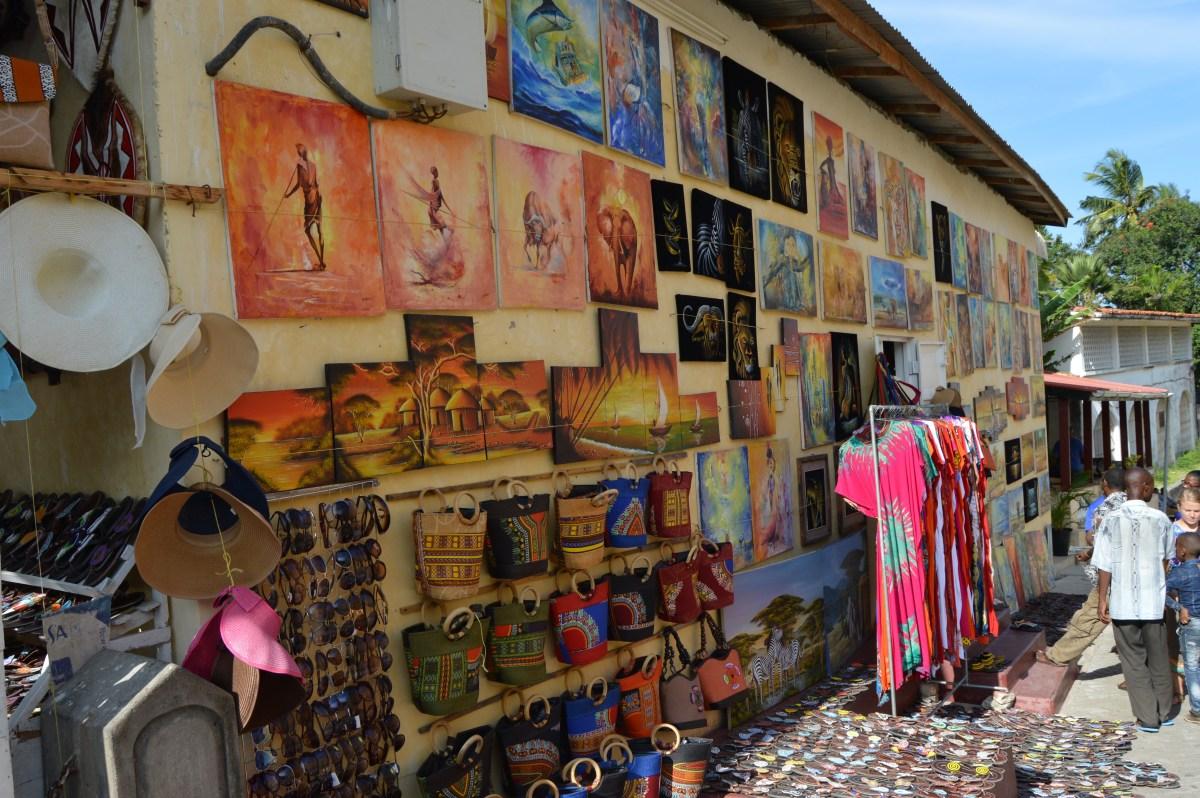 Mombasa Market