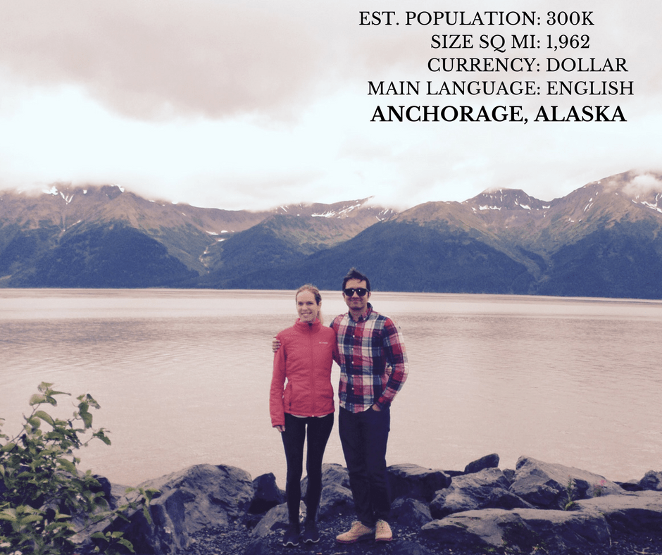 Anchorage, Alaska: Real or Fake?