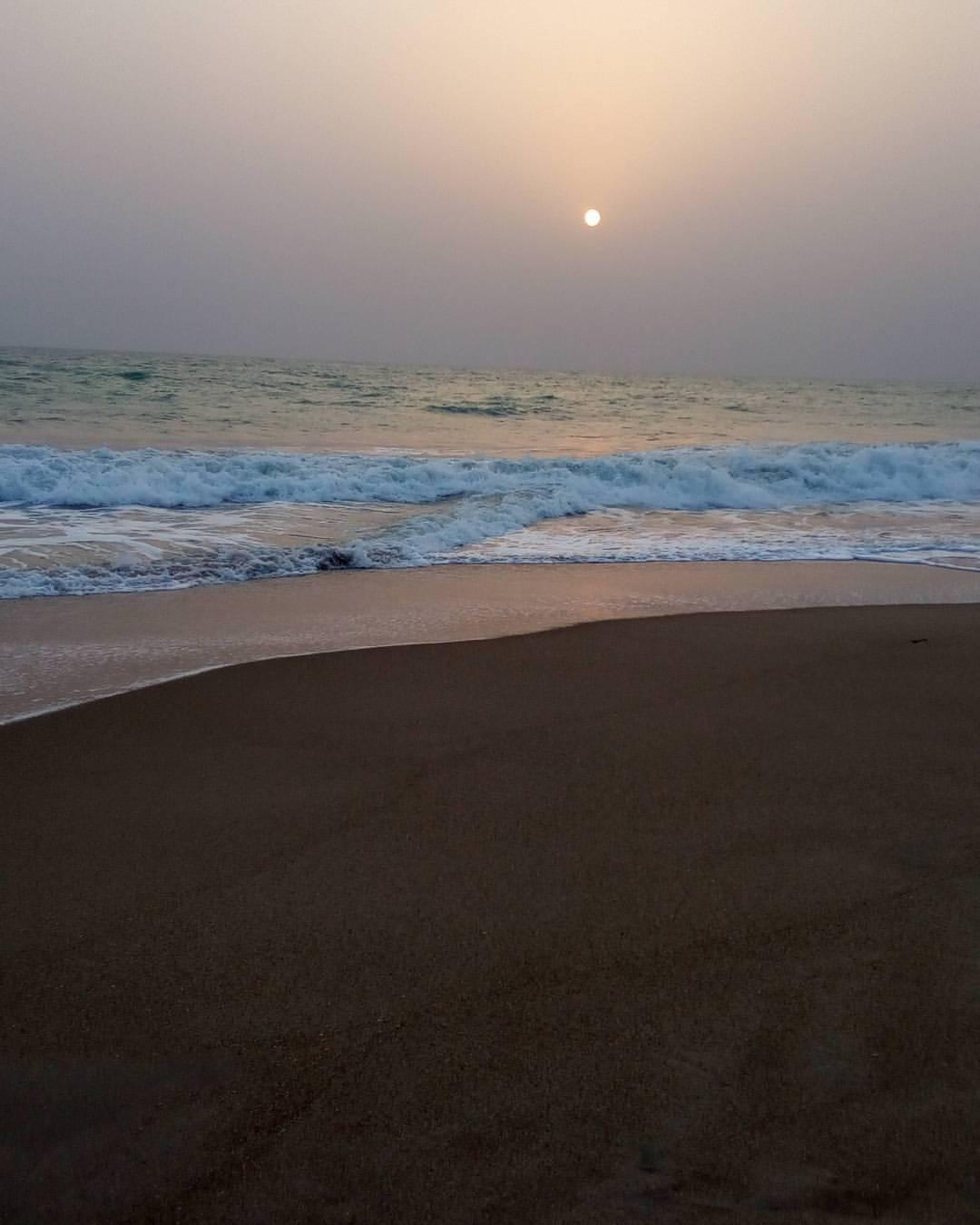 Accra - Kokrobite at Sunset PIC: MK