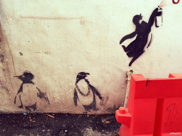 Penang - The Gangster Penguins PIC: AS