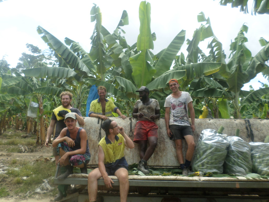 Cairns - Farm Staff PIC: TM