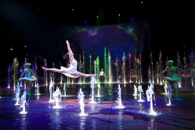 Macau - House of Dancing Water PIC: SB