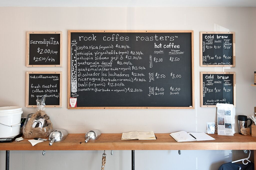 Red Bank, Rock Coffee Roasters PIC: