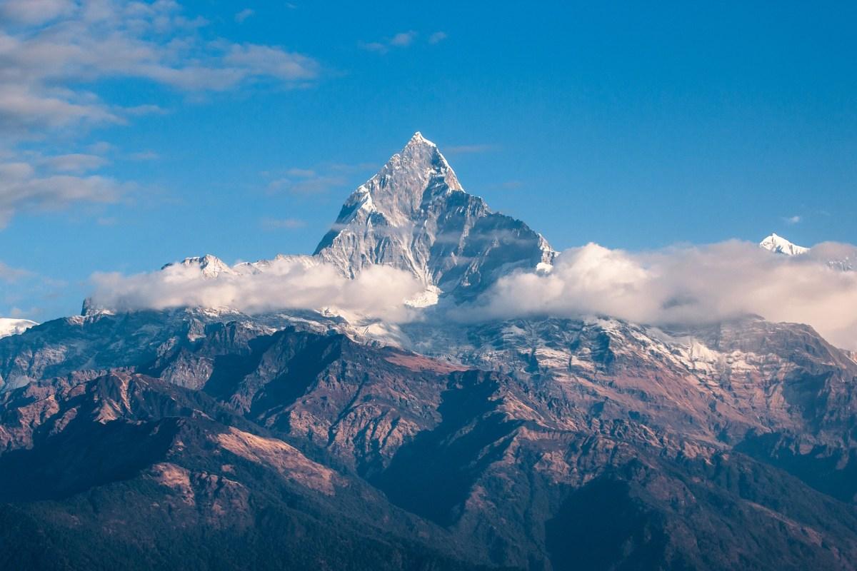 Nepal - Mountaineering