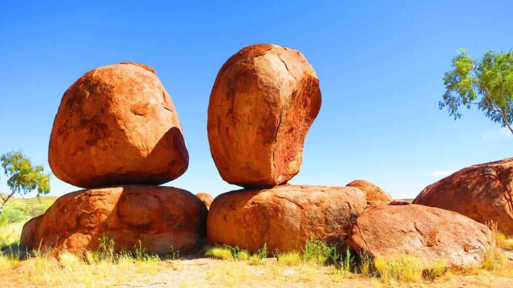 Australia - Devil's Marbles