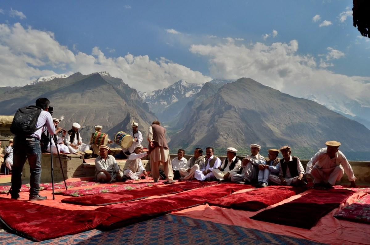 Hunza Musicians