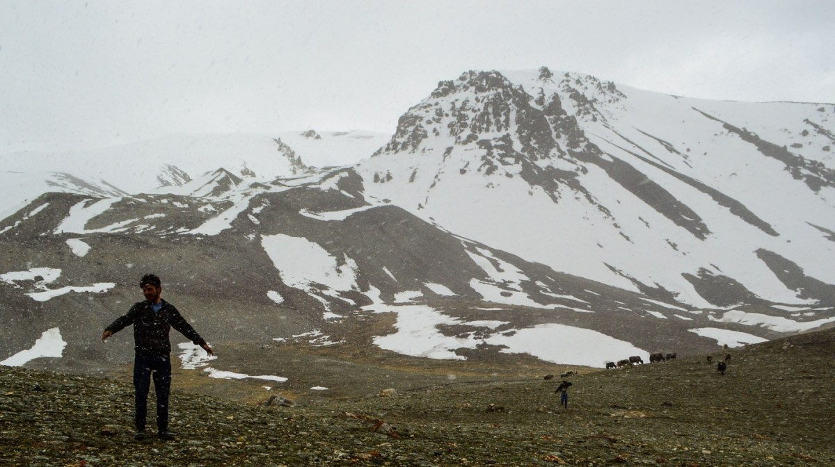 Hunza Peaks