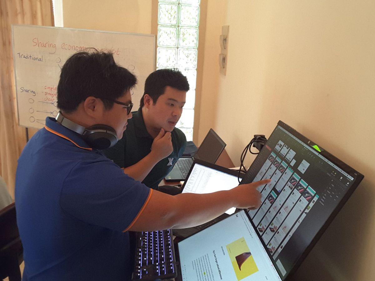 XtayPro at Work