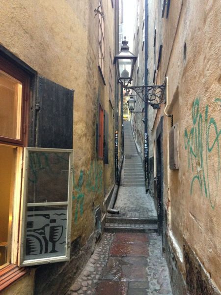 Mårten Trotzigs Gränd, Stockholm's narrowest street