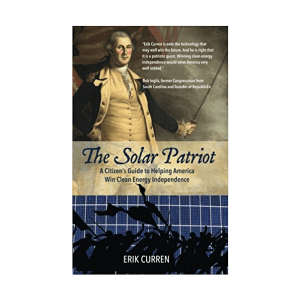 The Solar Patriot book cover